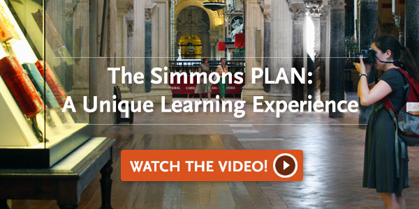 The Simmons PLAN: A Unique Learning Experience