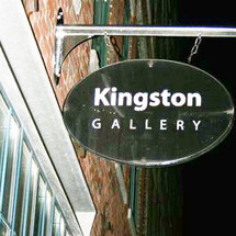 The Kingston Gallery, where On the Street was exhibitited, located in SOWA district of Boston